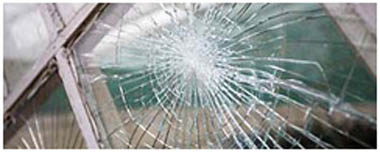 Adwick Le Street Smashed Glass